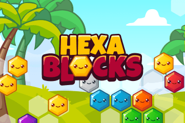 hexa blocks html5 game